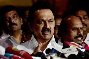 NEET exemption: DMK slams TN govt for seeking  'temporary solution'