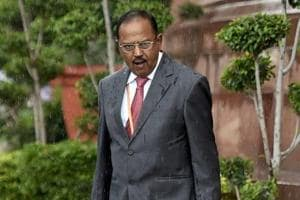 NSA Ajit Doval in Beijing amid standoff as China demands Indian troop withdrawal