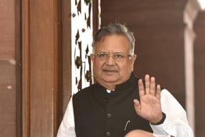 Chhattisgarh chief minister Raman Singh. Chhattisgarh is expected to go to the polls in November 2018 along with two other large states ruled by the BJP's regional satraps – Madhya Pradesh and Rajasthan