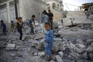80% of Yemen children in need of immediate aid: UN