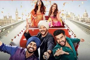 Mubarakan movie review: Anil Kapoor outshines Arjun Kapoor in this...
