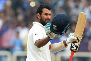 Saying the five Sri Lankan dismissals have put India on top after Day...