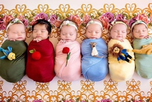Sleeping Beauties: This adorable Disney-themed photo shoot will make...