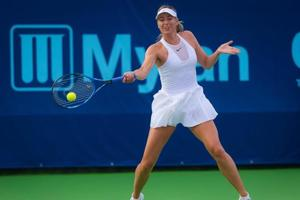 Maria Sharapova gets Cincinnati wildcard ahead of US Open