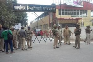 Four Ghaziabad cops booked for wrongful confinement of BPO employees...