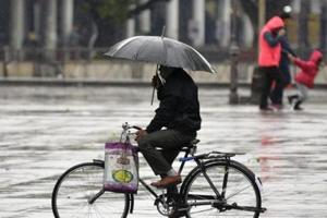 Heavy rains lash Chandigarh, surrounding areas