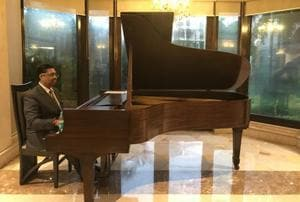 Delhiwale: Play us a song, Mr Piano Man