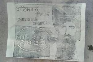 'Khalistan Mission-2020' posters surface in Dabwali, police start...
