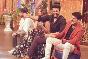 Kapil Sharma welcomes Mubarakan team on his show amid rumours of...