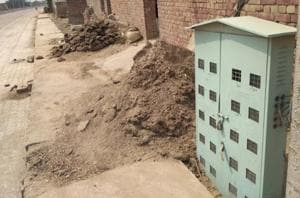 The corporation  has shifted power metres outside the premises of consumers in several cities, towns and villages.