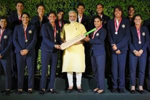 Indian women's team lauded by PM Narendra Modi for brilliant ICC World...