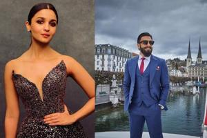 Ranveer Singh, Alia Bhatt to turn showstoppers for Manish Malhotra on...