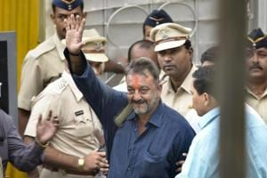 Sanjay Dutt can be sent back to jail: Maharashtra government to Bombay...