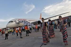 Air India to save Rs 8-10 cr annually by banning non-veg food in...