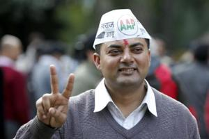 AAP MLA Som Dutt's trial for 'rioting' to start in November