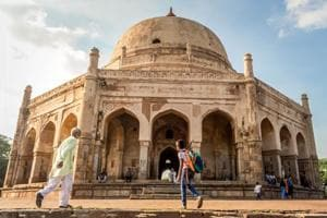 Photos: Adham Khan's tomb in Mehrauli, a monument to...
