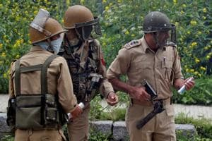 Smelly bomb planned to use on Kashmiri protesters doesn't raise a...