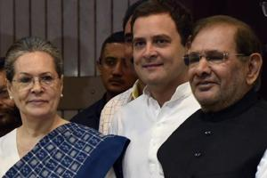 'Marginalised' Sharad Yadav to clarify his stand on Nitish...