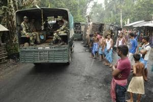 Basirhat clashes:Minor whose FB post triggered Bengal riots in jail...