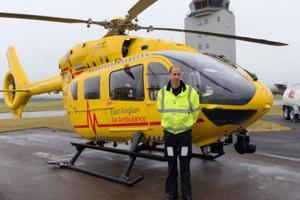 UK's Prince William steps down from ambulance job to become full-time...
