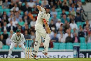 Alastair Cook stands firm for England vs South Africa on Day 1 of 3rd...