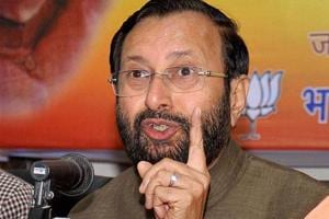 Bill to start exams in Classes 5 and 8 on anvil: Javadekar
