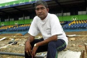 Jayananda Warnaweera, once Galle cricket stadium's caretaker, living...