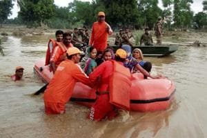Heavy overnight rains cripple life in Ahmedabad, Gandhinagar, relief...