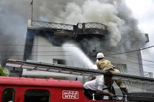 Major fire at Ghaziabad industrial unit, no casualty
