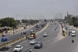 Gurgaon: Flyovers, underpasses are NHAI's answers to traffic jams