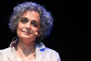 Arundhati Roy's new novel in Man Booker long-list