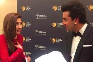 Ranbir Kapoor dating Mahira Khan? Pak actor responds