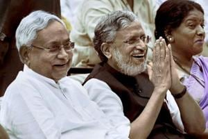 No impropriety in governor's decision to call Nitish Kumar to form...