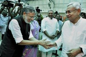 Nitish-BJP ties: A friend-turned-foe-turned-friend-turned ... Politics...