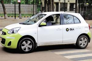 Now, you can book an Ola ride to the restaurant right from Zomato app