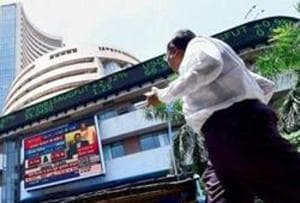 Sensex at new peak of 32,533.34 on fund inflow, F&O expiry