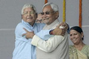 Nitish's resignation as Bihar CM hits idea of grand alliance at...