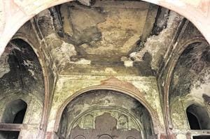 Delhiwale: Two faces of the Palace of Mirrors