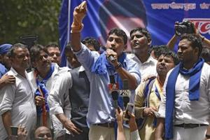 Bhim Army claims Chandrashekhar attacked inside jail in Saharanpur,...
