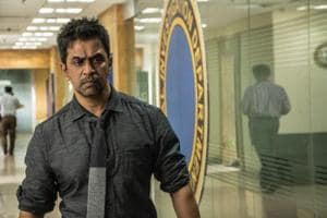 Nibunan movie review: Mild thrills aside, this Arjun film is mostly...