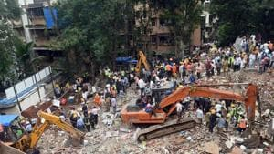 Mumbai building collapse: Debris sent for analysis