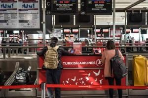 Britain lifts laptop ban on some flights from Turkey