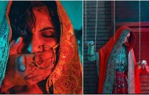 Haunting photos capture the 'dark side' of forced marriages in...