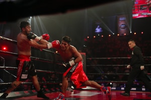 Super Boxing League: The ring saves Amitesh Chaubey from crime