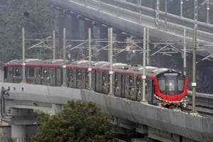 Lucknow metro start possible in August second week
