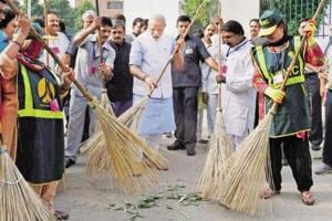 Govt collected Rs 2,35,308 crore from Swachh Bharat, Krishi Kalyan and...