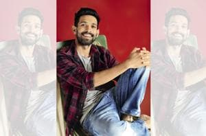 Vikrant Massey is best remembered for his role in Lootera, where he played Ranveer Singh's best friend and assistant. (Vikrant wears jeans and T-shirt from Zara, check shirt from G.H Bass & Co.)