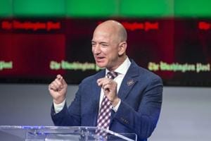 Amazon CEO Jeff Bezos briefly overtakes Bill Gates as world's richest...