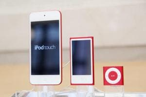 Apple kills iPod Nano, iPod Shuffle as music moves to phones