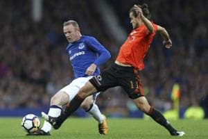 Wayne Rooney impressive in quiet return to Everton in narrow Europa...